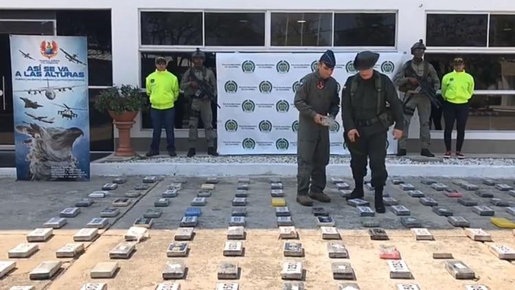 Los tres narcotraficantes tienen la capacidad para mover unas 500 toneladas de cocaína al año.