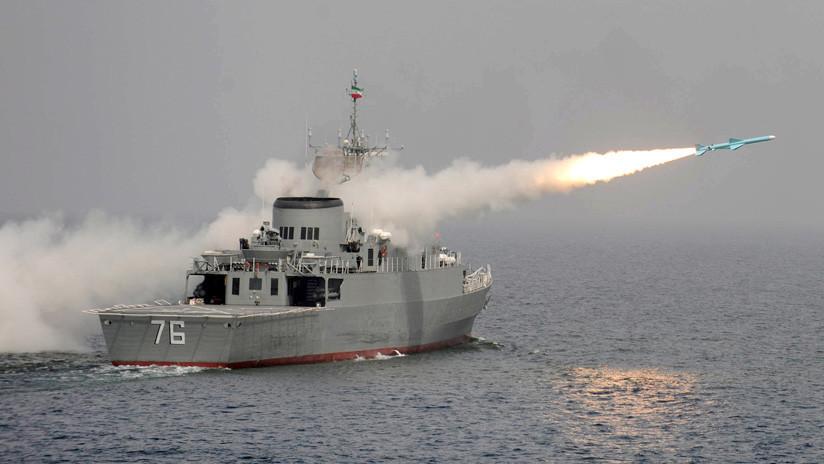 Irán y Rusia llevarán a cabo ejercicios navales conjuntos en el golfo Pérsico