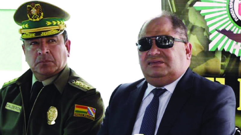 Contradicen a Romero: sólo a pedido de Brasil se podía borrar  sello rojo de narco