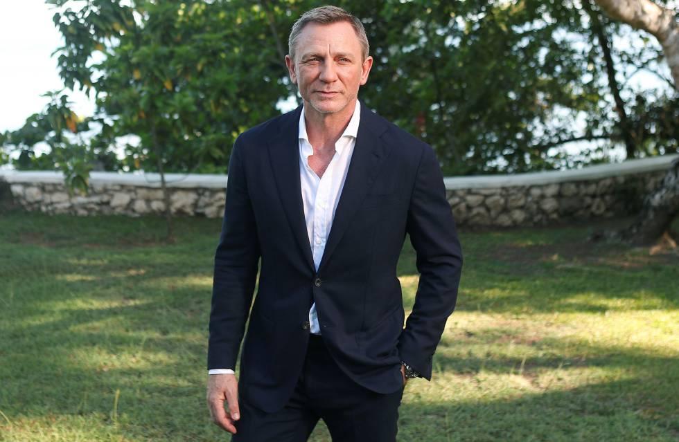 Daniel Craig en Jamaica donde ha comenzado el rodaje de