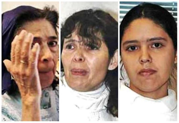 Las tres mujeres se ganaron la confianza del joven Rubén Romero Reverte (Foto: especial)