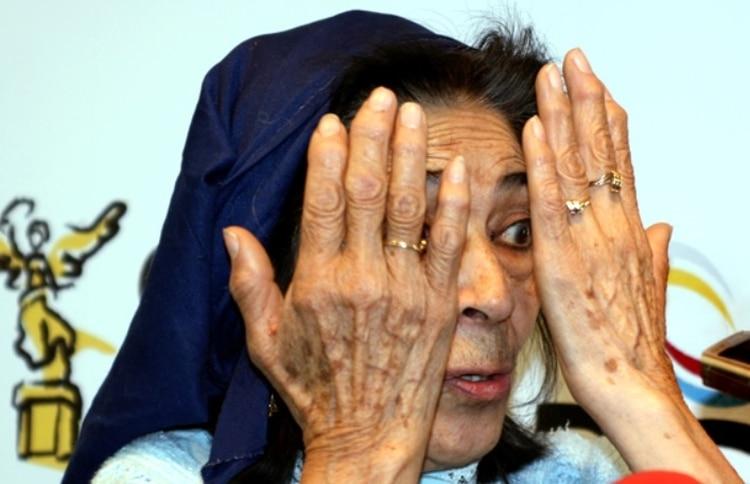 La abuela tenía 80 años cuando las mujeres detenidas (Foto: Captura de pantalla)