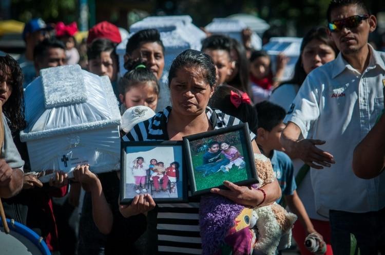 En promedio 3 niños mueren diariamente en México (Foto: Cuartoscuro)