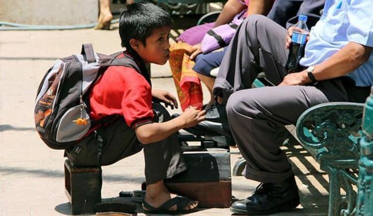 Millones de niños trabajan en condiciones de explotación (Foto: Cuartoscuro)