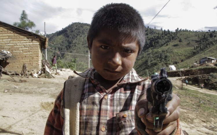 Las condiciones de vida de los 40 millones de niños en México son desoladoras (Foto: Cuartoscuro)