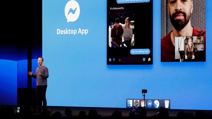 VIDEO: Zuckerberg muestra cómo será la nueva interfaz de Facebook
