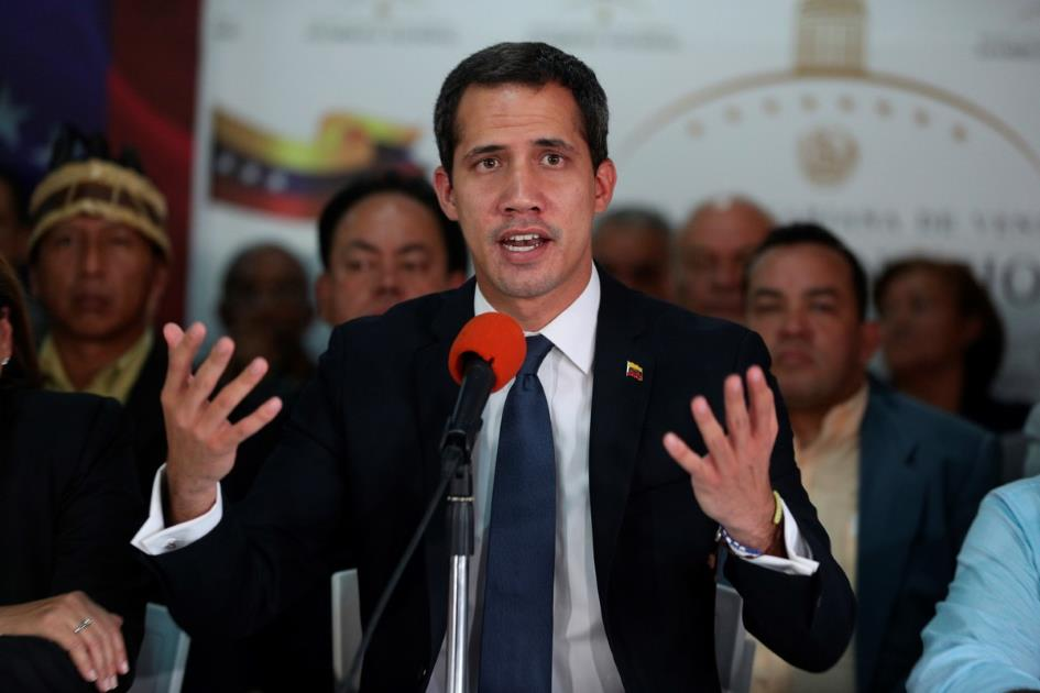 Resultado de imagen para Líder opositor venezolano confirma reuniones en Noruega