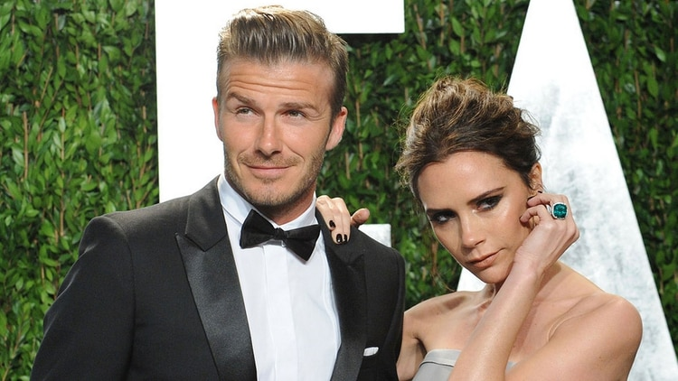 David y Victoria Beckhamestán en la lista de invitados a la boda de Sergio Ramos