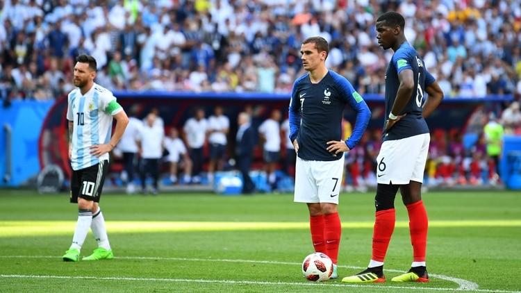 SiAntoine Griezmann decide jugar en el Manchester United podrá ser compañero de su amigo Paul Pogba (REUTERS/Dylan Martinez)