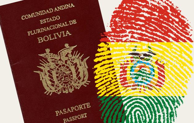 Resultado de imagen para Bolivia cuenta con el pasaporte electrónico