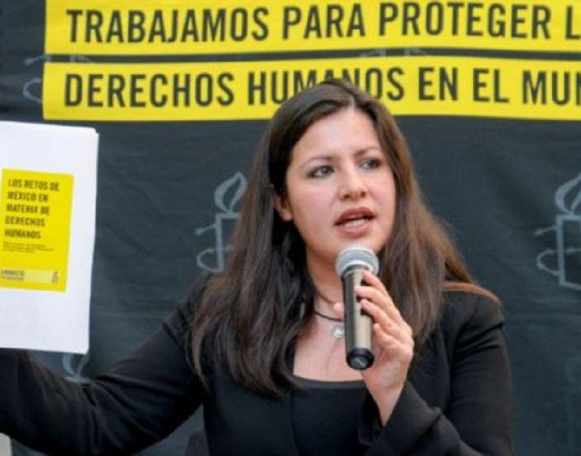 Amnistía pide garantizar espacio libre y seguro para defensa de los DDHH