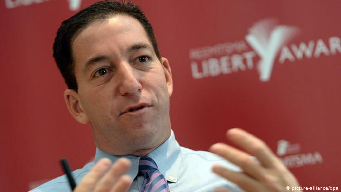 Glenn Greenwald Journalist (picture-alliance/dpa)
