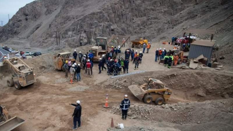Hallan sin vida el cuerpo del tercer minero boliviano desaparecido en Tocopilla