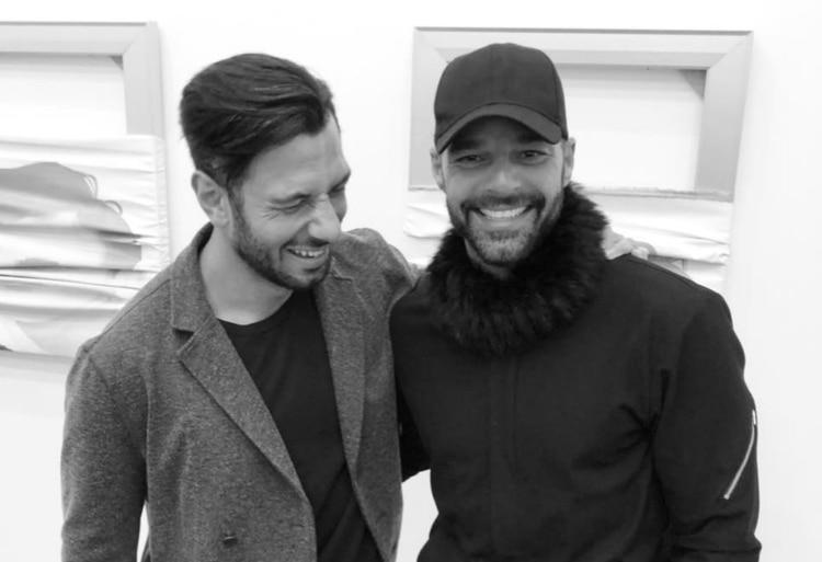 Ricky y su esposo, Jwan Yosef, se manifestaron por el Día del Orgullo Gay (Instagram / ricky_martin)