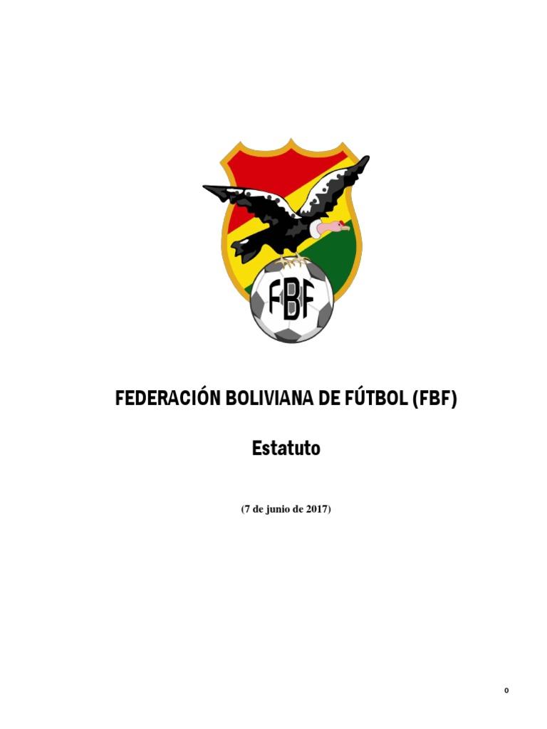 Resultado de imagen para estatutos de la FBF