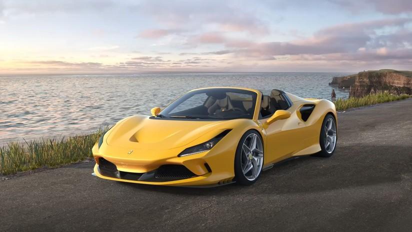 VIDEO, FOTOS: Ferrari presenta dos nuevos superdeportivos