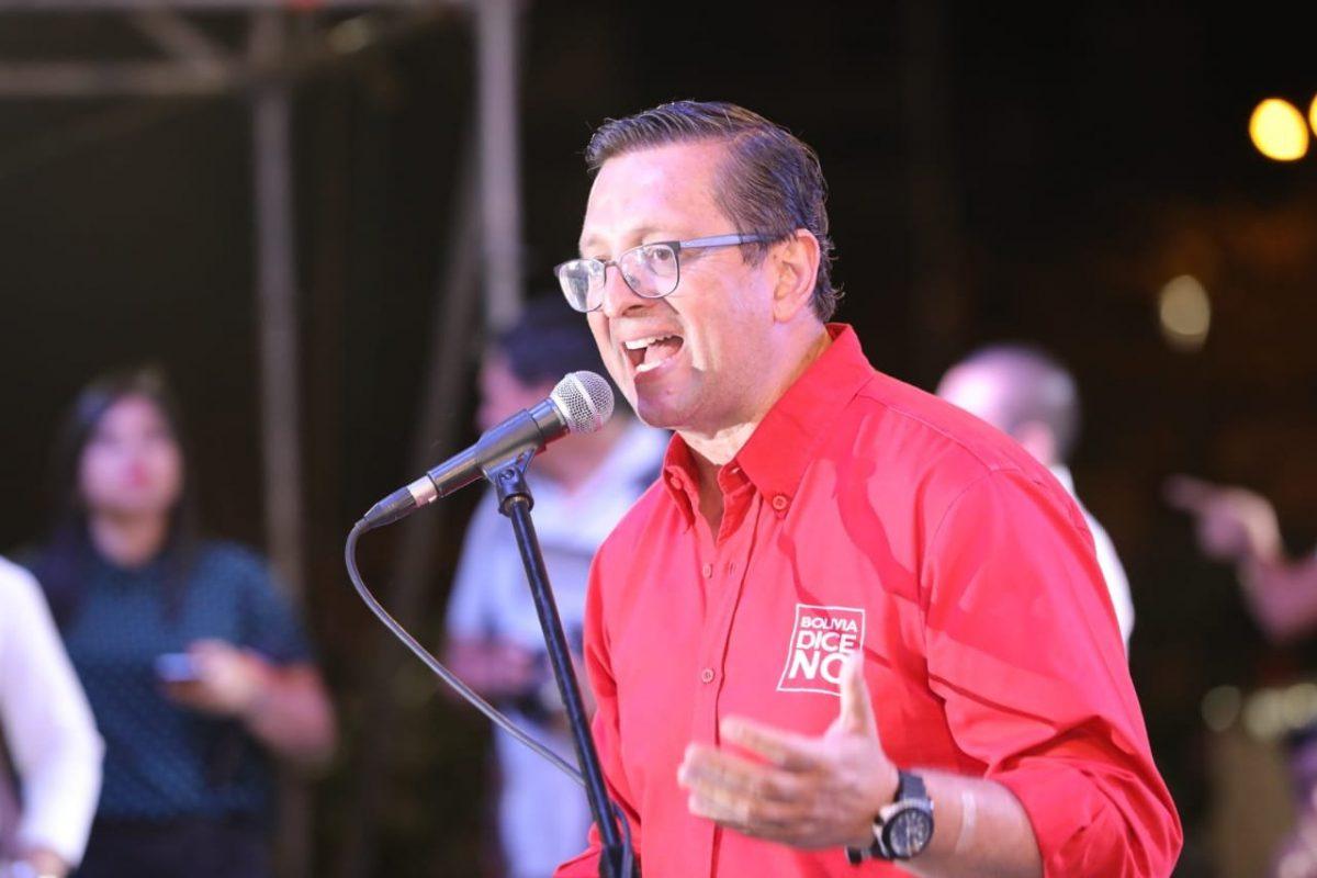 Ortiz es víctima de una fake, no renunció a su candidatura
