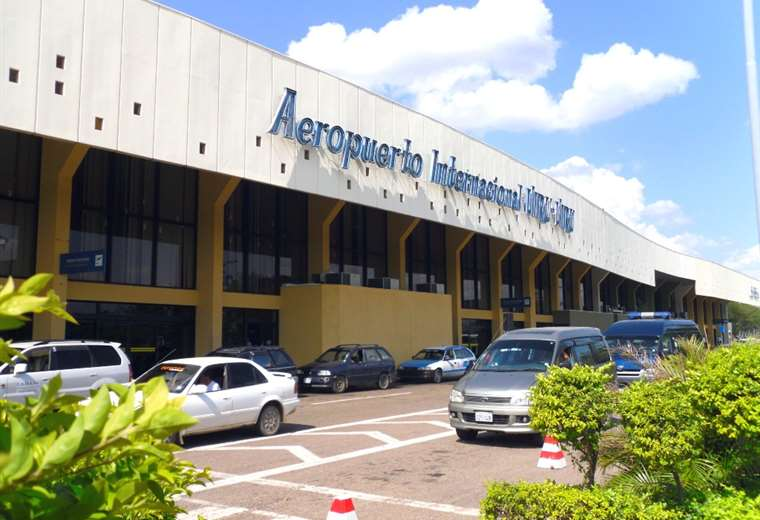 En Viru Viru solo están autorizados para operar los vuelos internacionales.