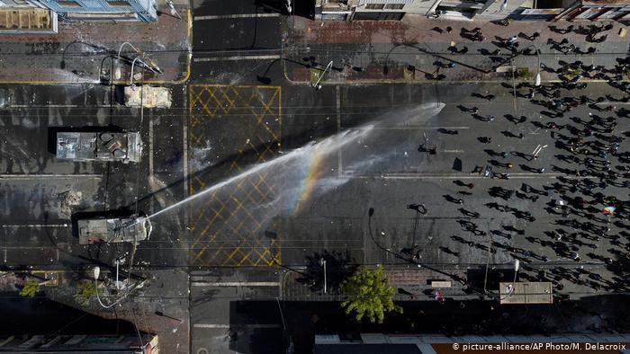 La COP25 se celebrará en Madrid, España debido a que no se puede garantizar la seguridad de los invitados al evento. (picture-alliance/AP Photo/M. Delacroix)
