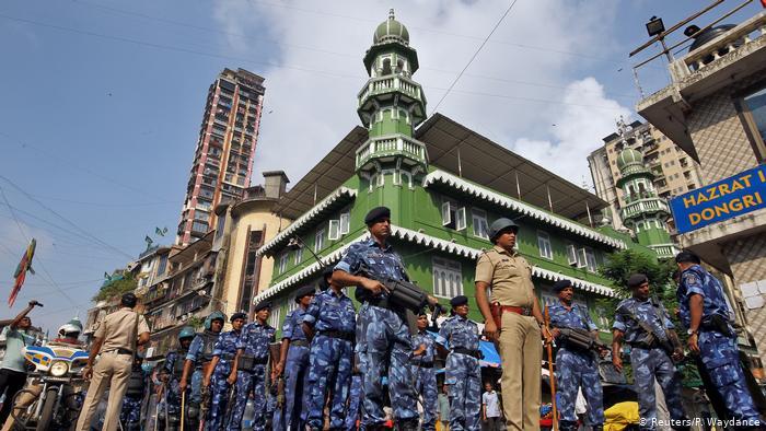 Indien Urteil Moschee (Reuters/P. Waydance)