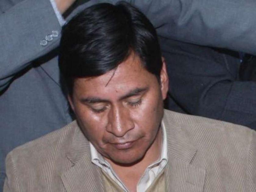 """El Gobernador de Potosí, Juan Carlos Cejas, anunció que dejará el para """"pacificar Potosí"""""""