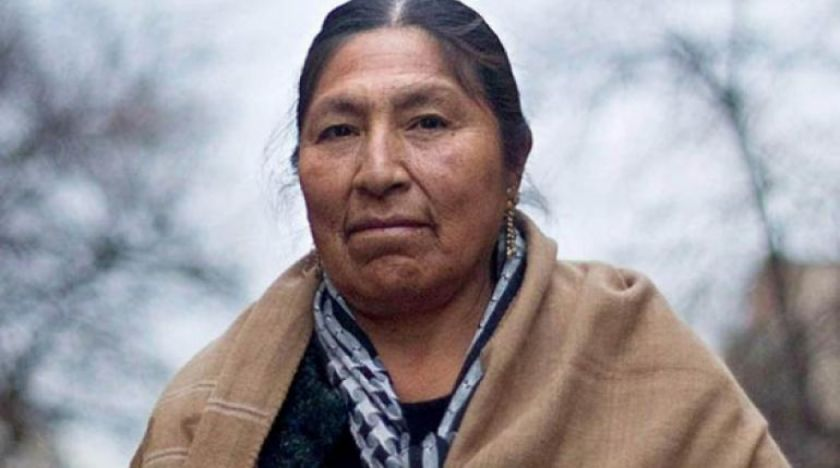Queman la casa de la hermana del Presidente, Esther Morales, en Oruro