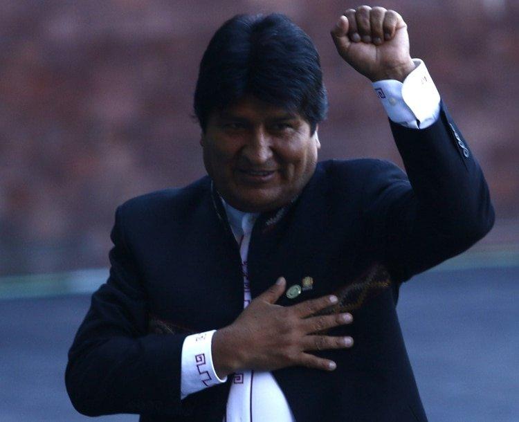Evo Morales permaneció 13 años en la Presidencia de Bolivia. El domingo 10 de noviembre anunció que enviaría su renuncia a la Asamblea Legislativa (Foto: Cuartoscuro)