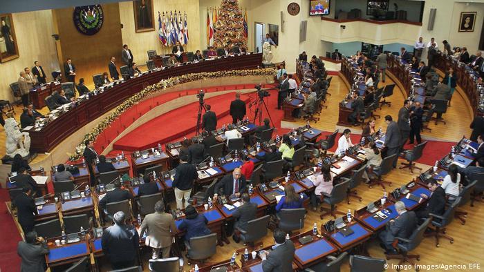 Foto de Asamblea Legislativa de El Salvador.