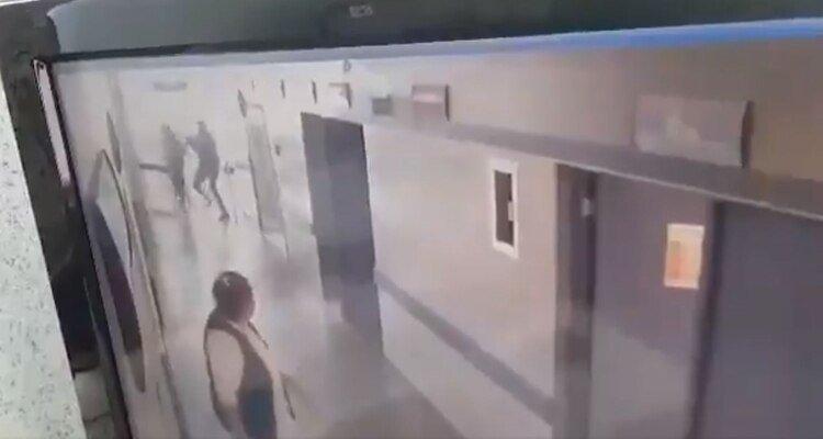 En enero, un comando irrumpió en un hospital en Salavatierra, Guanajuato (Foto: Especial)