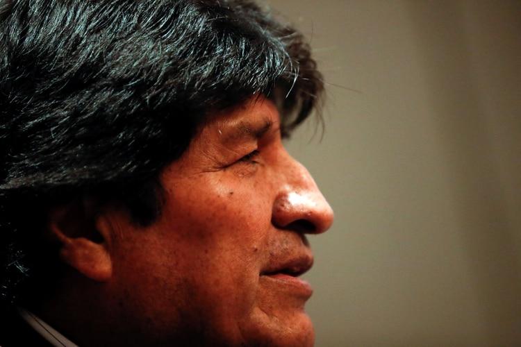 El ex presidente Evo Morales (Foto: Reuters)