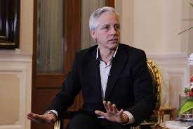 García Linera reveló que está en México con su esposa y su hija Dice que hay persecución. Foto: Correo del Alba