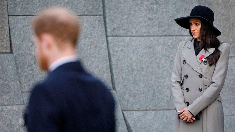 Meghan Markle nunca se sintió cómoda en sus obligaciones como duquesa de Sussex. Ahora, planea junto al príncipe Harry un cambio drástico y radical en su vida (Reuters)