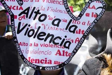 Resultado de imagen de lucha contra la violencia en bolivia