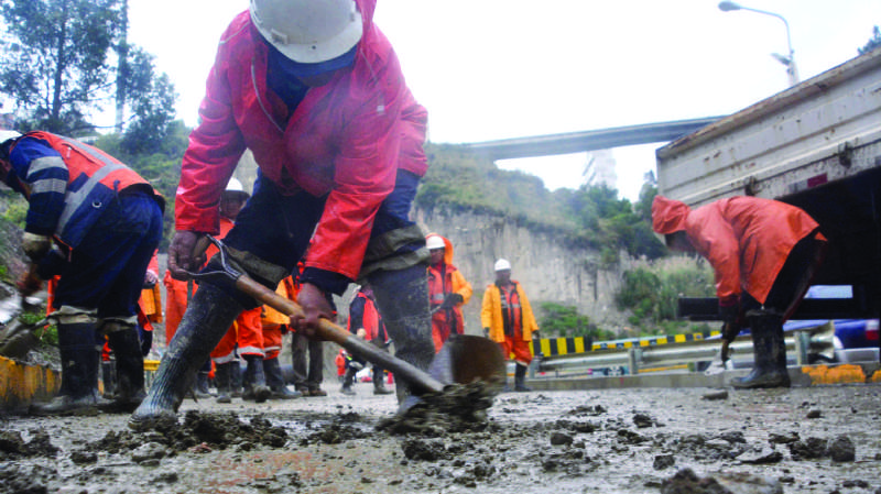 Las lluvias dejan 17 muertos y 41 municipios afectados en Bolivia