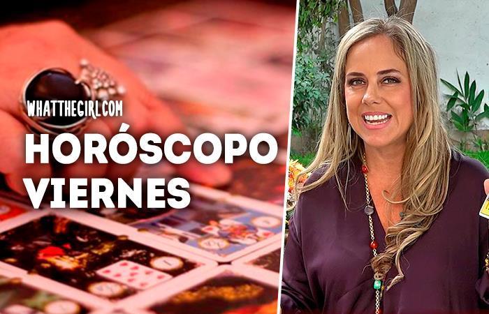 Horóscopo de Josie Diez Canseco para el viernes 14 de febrero.