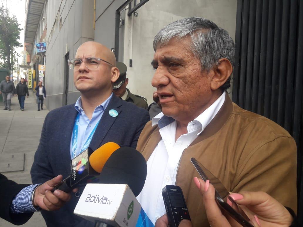 Resultado de imagen para ministro Arias Bolivia