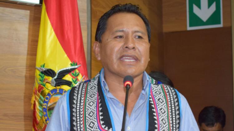 Petronilo Flores, expresidente del TCP