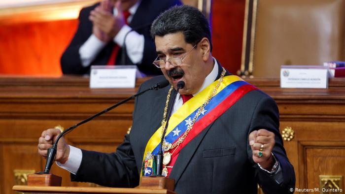 Venezuela Nicolas Maduro (Reuters/M. Quintero)