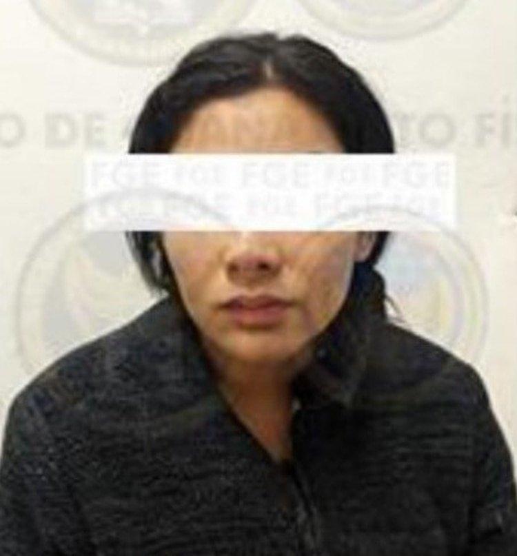 Karina Mora fue capturada y liberada (Foto: Archivo)