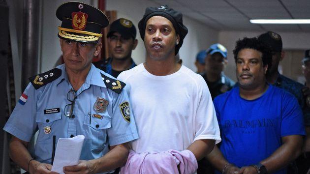 """Ronaldinho: """"Nunca más voy a volver a Paraguay"""""""