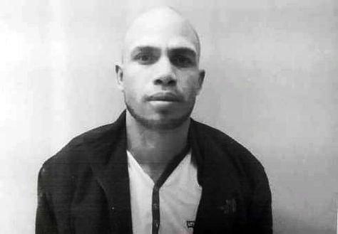 El recluso Jesuilson Pereira Gómez, de 31 años, que escapó el lunes del penal de Chonchocoro. Foto: www.oaltoacre.com