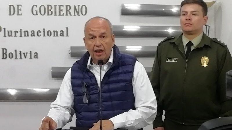Murillo informa que las calles están vacías y califica la medida de exitosa