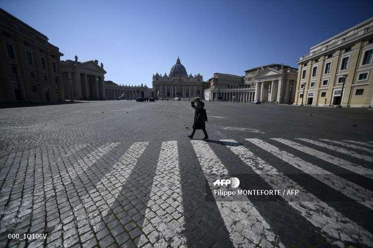 Italia registra el mayor número de fallecidos por Covid-19/Foto: AFP