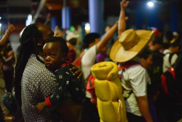 Indocumentados serán las primeras víctimas de las medidas tomadas por el coronavirus (Foto: Isabel Mateos /Cuartoscuro)