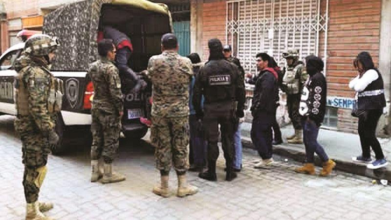 El Alto y el Chapare acuerdan cumplir medidas contra el virus