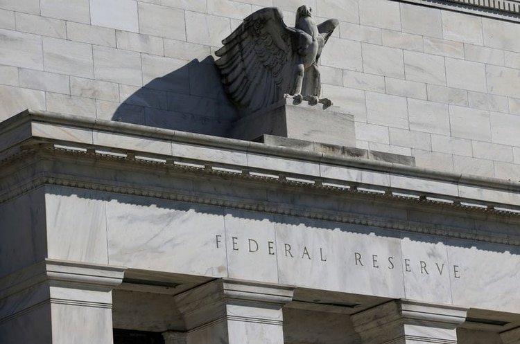 Foto de archivo: El edificio de la Junta de la Reserva Federal en Washington.19 de marzo de 2019 (Reuters)