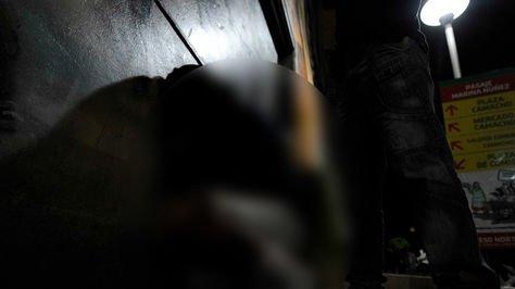 Foto de referencia sobre la violación a una menor.