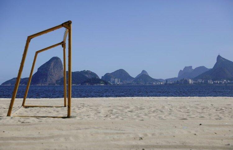 El estado de Río de Janeiro se declaró en estado de emergencia (REUTERS/Ricardo Moraes)