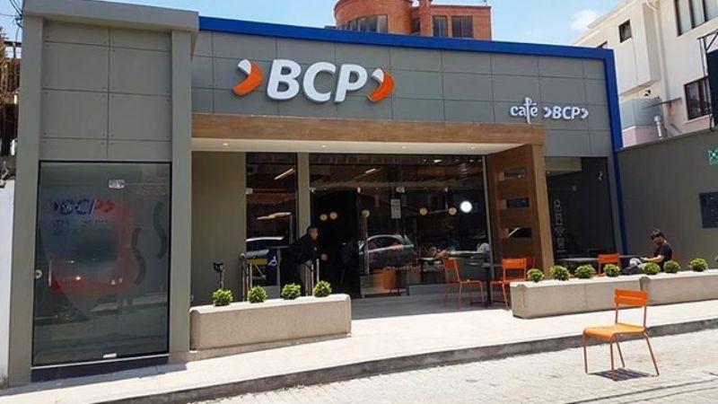 El BCP confirma la decisión de diferir pago de créditos hasta junio