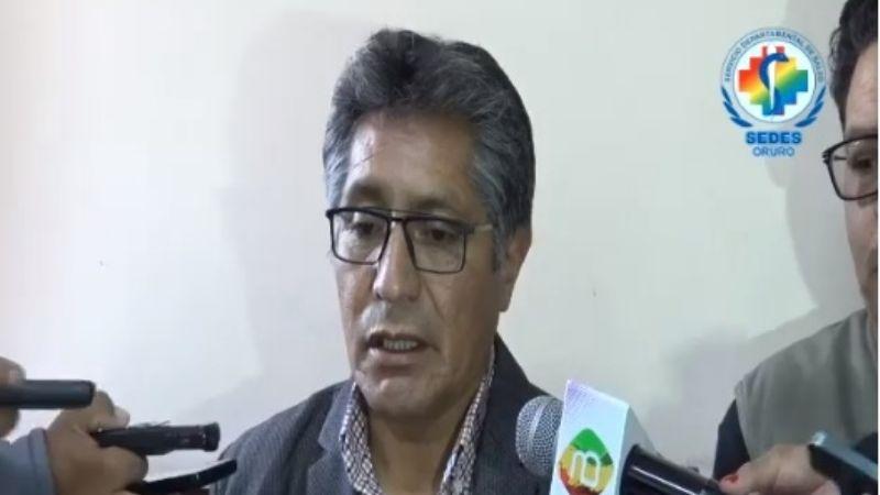Confirman recuperación de la paciente cero de Covid-19 en Oruro